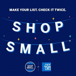Small Business Saturday 2020 - support Shadyside businesses