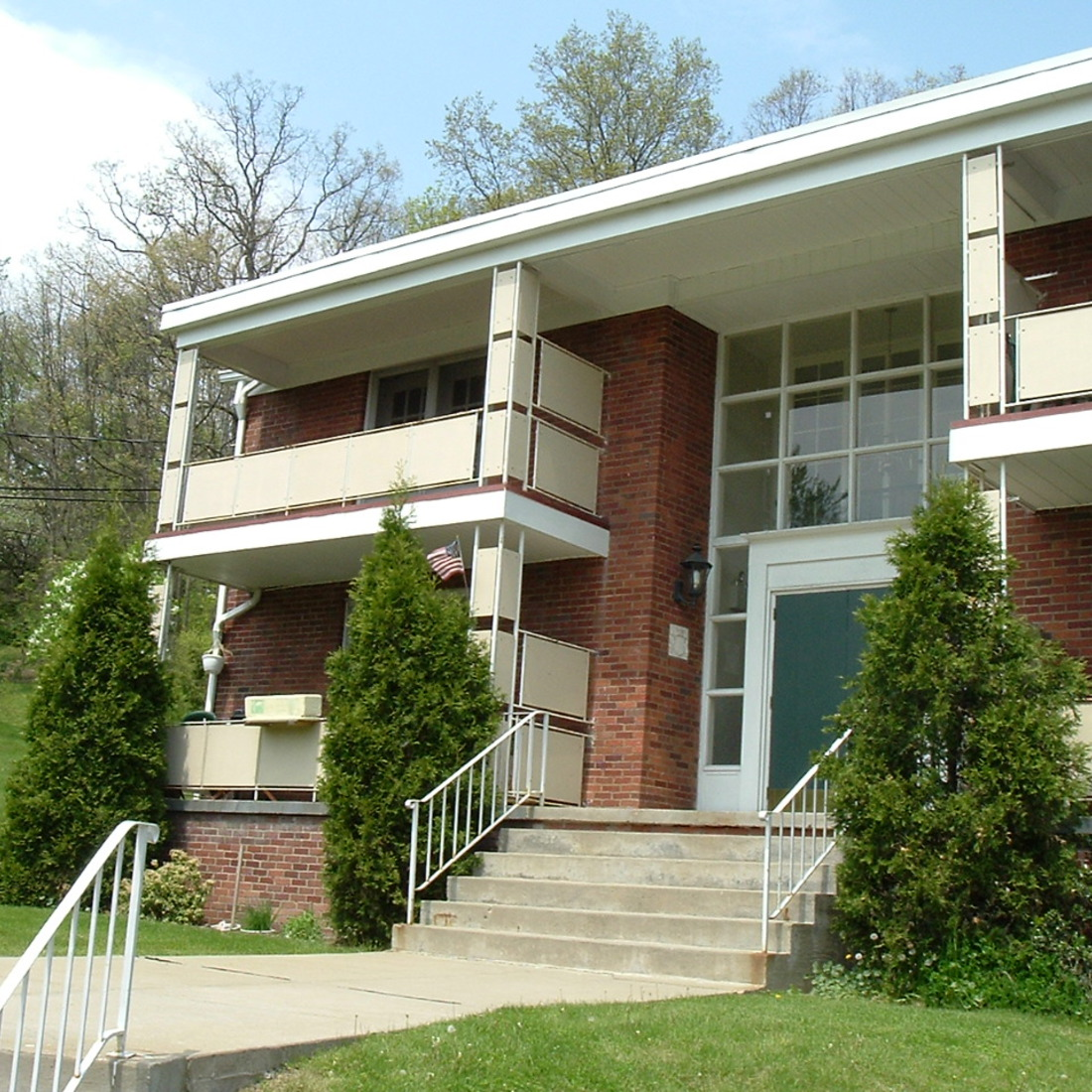Chapel Hill Apartment Vacancy Rate: Franklin West