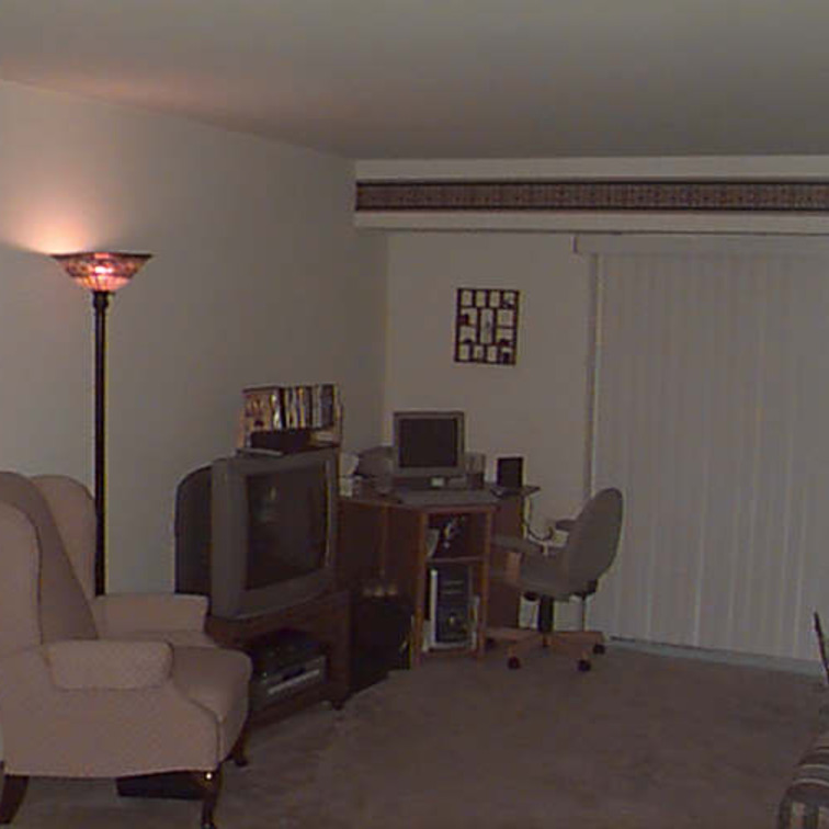 interior of Orchard Hill Apartments, Orchard Hill Drive 4