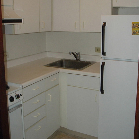 interior of 342 S. Highland Ave, Apt. 14A 4